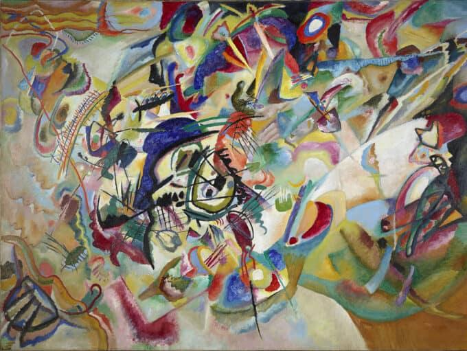 ترکیببندی-شماره-هفت---واسیلی-کاندینسکی