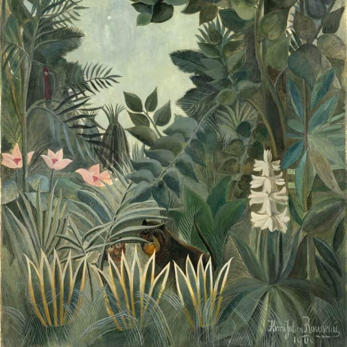 جنگل-استوایی---آنری-روسو
