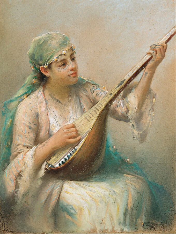 دختر-تارنواز---فائوستو-زونارو