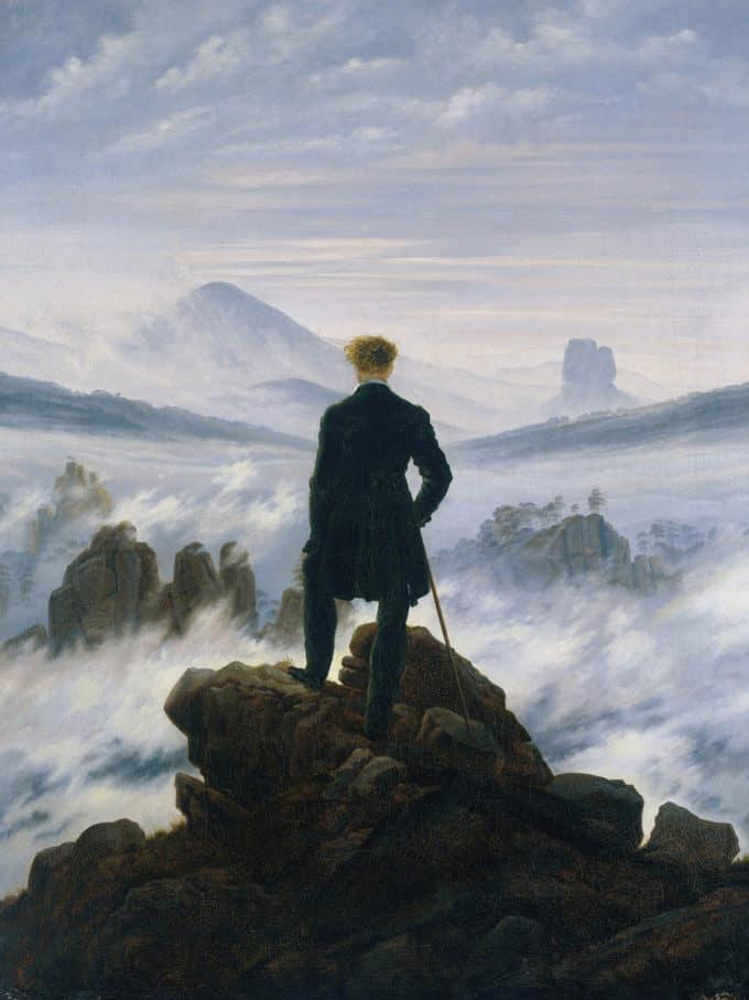 سرگردان-بر-دریای-مه---کاسپار-داوید-فریدریش
