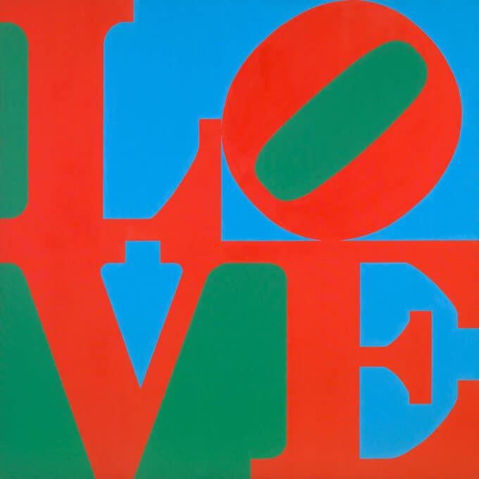 عشق---رابرت-ایندیانا