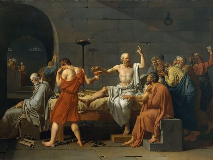 مرگ-سقراط---ژاک-لویی-داوید