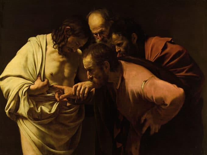ناباوری-توماس-قدیس---کاراواجو