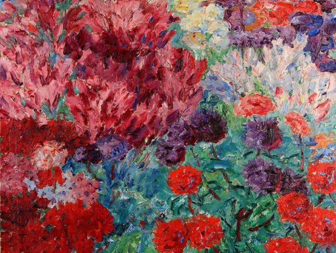 باغ-گل---امیل-نولده