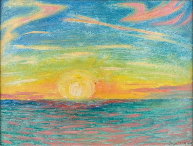 غروب-آفتاب،-شماره-هفت---دیه-گو-ریورا