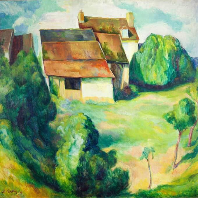 مزرعه---دیه-گو-ریورا