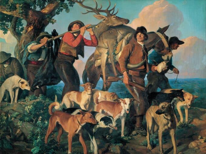 بازگشت-از-شکار-بزرگ---مانوئل-بندیتو