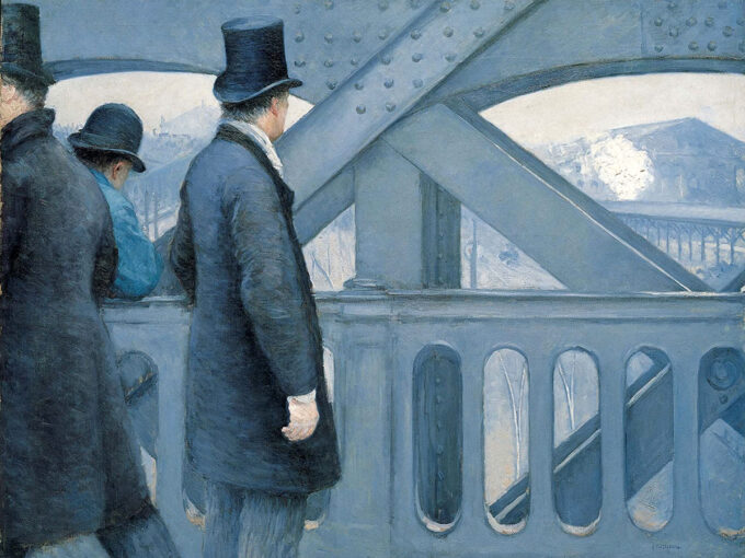 روی-پل-اروپا---گوستاو-کایبوت