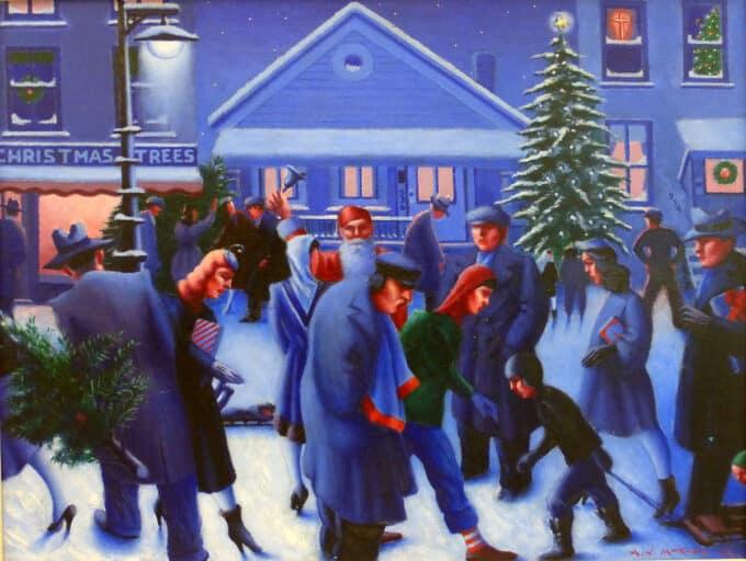 شب-کریسمس---آرچیبالد-موتلی