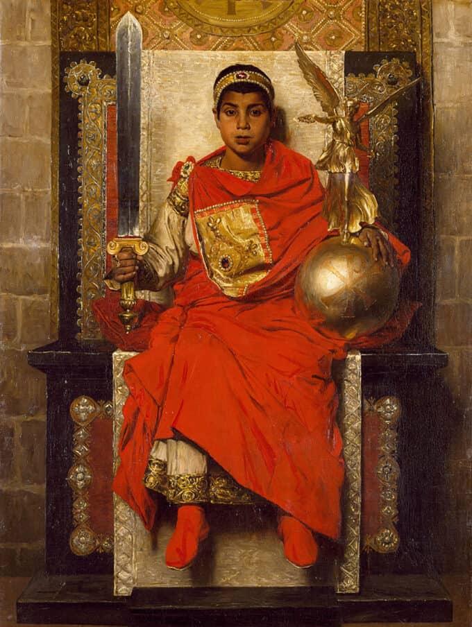 هونوریوس،-امپراطور-آینده---ژان-پل-لارنس
