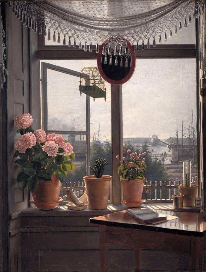 چشم-انداز-از-پنجره-هنرمند---مارتینوس-روبی