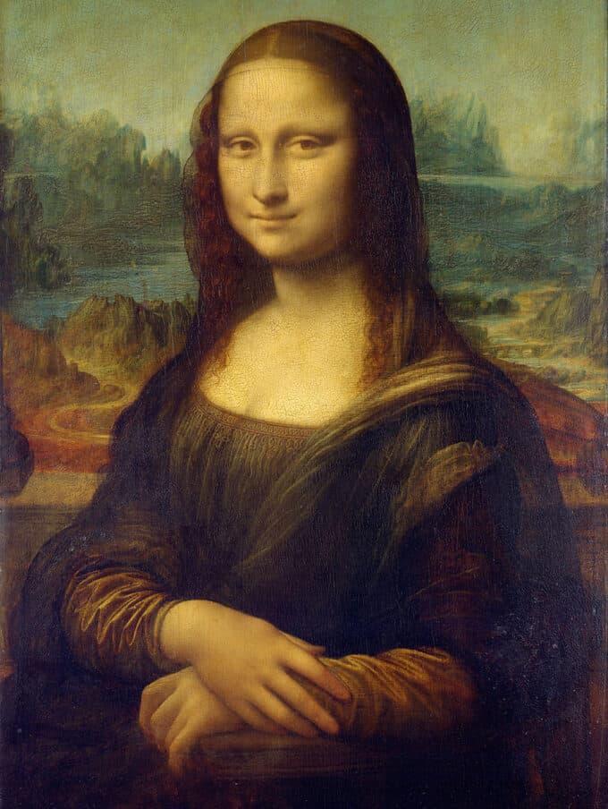 مونالیزا---لئوناردو-داوینچی