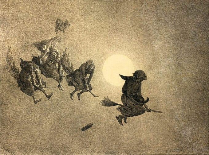 جادوگرها---ویلیام-هالبروک-بیرد