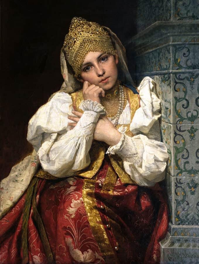 دختر-بویار---فیرس-ژوراولف