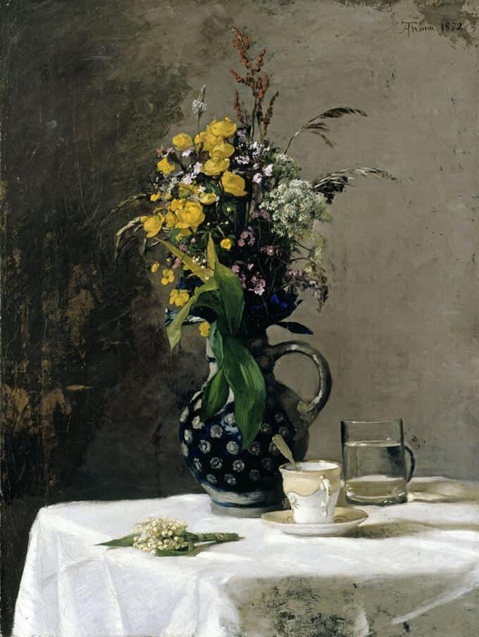 دسته-گلهای-وحشی---هانس-توما