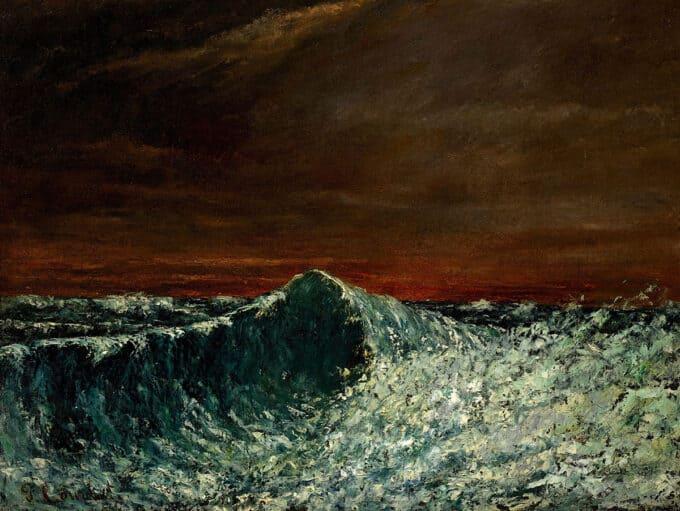 موج-۲---گوستاو-کوربه