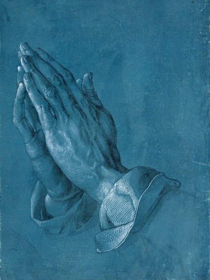 دستان-دعا-کننده-–-آلبرشت-دورر